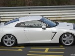 2013 Nissan GT-R Club Track Edition testing at the Nrburgring 