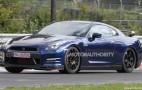 2013 Nissan GT-R Spy Shots