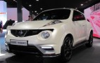 Nissan Juke Nismo: Full Specs And Live Photos