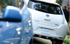 2013 Nissan Leaf Electric Car Revealed In Japanese Trim