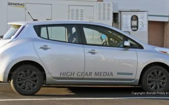 2013 Nissan Leaf: Future Cars
