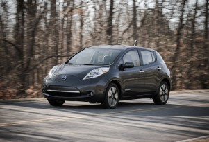 2013 Nissan Leaf Final Ratings Issued: 115 MPGe, 75 Miles Of Range