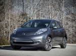 2013 Nissan Leaf Electric Car: Updates, Video At NY Auto Show