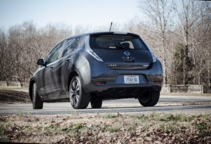Nissan Offers Leaf Owners $1,000 To Buy Other, Non-Electric Models Too