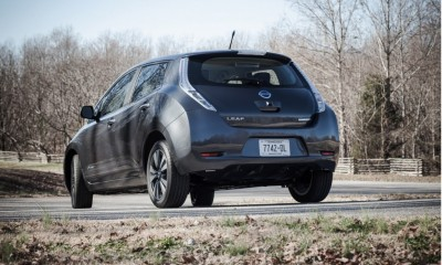 2013 Nissan Leaf Photos
