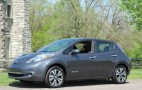 May Plug-In Electric Car Sales: Nissan Leaf Passes Chevy Volt