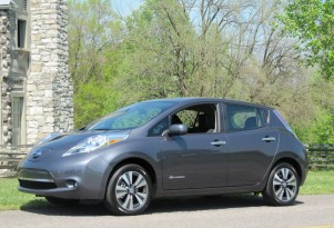 2013-2014 Nissan Leaf Electric Cars Recalled For Airbag Sensor Issue