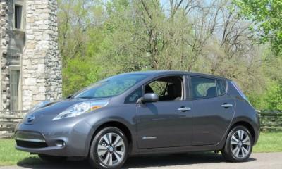 2013 Nissan Leaf Photos