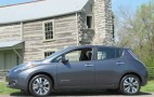 Nissan Leaf Electric Car Boosts Nissan's Brand Image, Reputation