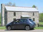 2013 Nissan Leaf: Driven Through Tennessee Countryside