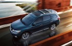 2013 Nissan Pathfinder Drops In At 2012 Detroit Auto Show
