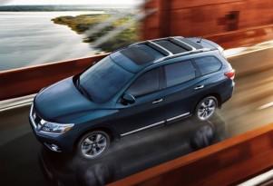 2013-2014 Nissan Pathfinder recalled for brake light problem