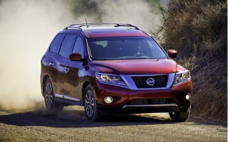 2013 Nissan Pathfinder, 2013 Infiniti JX Investigated For Transmission Flaw