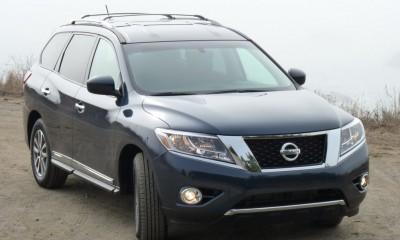 2013 Nissan Pathfinder Photos