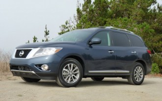 2013 Nissan Pathfinder: First Drive