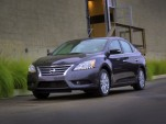 2013 Nissan Sentra Compact Sedan Unveiled: 34 MPG Combined