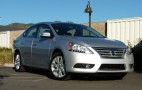 2013 Nissan Sentra: First Drive