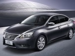 2013 Nissan Sentra Previewed By Sylphy Model At Beijing Auto Show