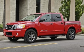 2013 Nissan Titan, Armada Recalled For Brake Problem