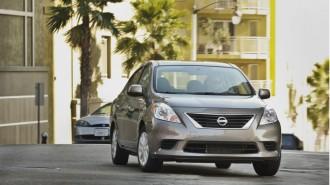 2013 Nissan Versa Sedan