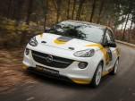 2013 Opel Adam Cup race car