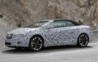 2013 Opel Astra Cabrio Spy Shots