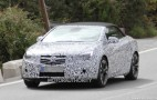 2013 Opel Astra Cabrio Spy Video