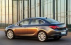 2013 Opel Astra Sedan Revealed