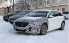 2013 Opel Insignia Sports Tourer Spy Shots