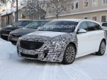 2013 Opel Insignia Sports Tourer facelift spy shots