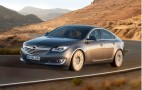 Updated Opel Insignia Revealed Ahead Of 2013 Frankfurt Auto Show