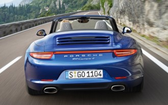 2013 Porsche 911 4S Revealed, 2013 Hyundai Santa Fe Reviewed: Car News Headlines
