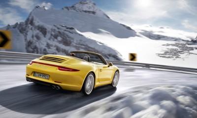 2013 Porsche 911 Photos