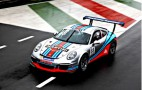 Porsche And Martini Reignite Motorsport Partnership In 2013