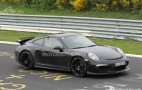 2014 Porsche 911 GT3 Spy Video