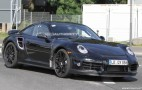 2013 Porsche 911 Turbo Spy Video