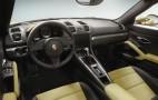 2013 Porsche Boxster: Interior Gallery