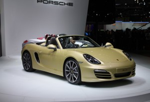 2013 Porsche Boxster: A Geneva Show Best-Of