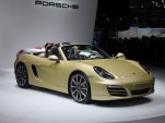 2013 Porsche Boxster live photos, 2012 Geneva Motor Show