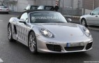 2013 Porsche Boxster Spy Shots