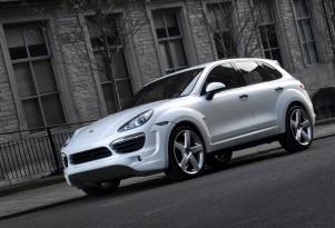 2013 Porsche Cayenne Diesel by A. Kahn Design