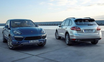 2013 Porsche Cayenne Photos