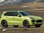 2013 Porsche Cayenne GTS