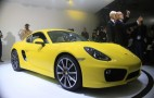 2014 Porsche Cayman Live Photos And Video: 2012 L.A. Auto Show