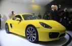 2014 Porsche Cayman Live Photos And Video: 2012 L.A. Auto Show