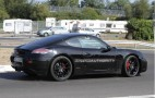 2013 Porsche Cayman (981) Spotted On Video