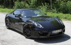 2013 Porsche Cayman Spy Video