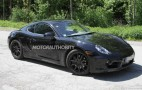2013 Porsche Cayman To Debut At 2012 Los Angeles Auto Show