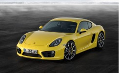 2013 Porsche Cayman Photos