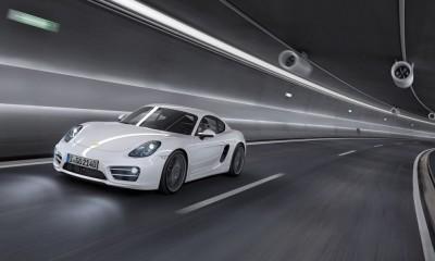 2014 Porsche Cayman Photos